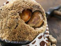 Hähnchenschlegel mit Salzkruste