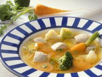 Hähnchentopf mit Gemüse