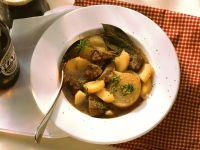Hammeleintopf auf irische Art (Irish Stew)