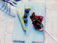 Heidelbeermarmelade mit Zitronengras