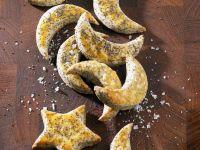 Herzhafte Kartoffel-Mohn-Kekse