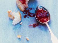 Himbeer-Kakaobohnen-Marmelade