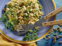 Hirsotto mit Gemüse