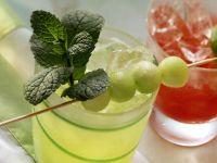 Honigmelonen-Drink