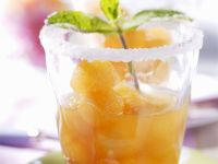 Honigmelonen-Kaltschale