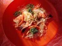 Hummerkrabben-Salat