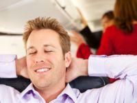Reisen mit dem Flugzeug