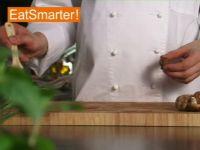 Wie Sie Shiitakepilze richtig putzen