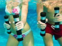 Mit Aquafitness zur Traumfigur