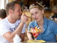Verliebtsein macht dick: Bleiben Sie trotzdem schlank