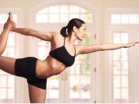 Schlank und fit mit Yoga