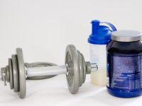 Lassen Proteinshakes Muskeln wachsen?