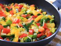 Wie Sie Gemüse und Salat ohne Bedenken essen können