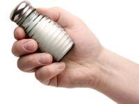 Muss man grundsätzlich mit Salz geizen?