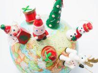 Weihnachten international: Traditionen und Spezialitäten