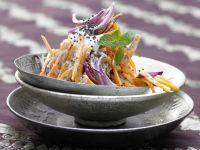 Kochbuch für kalorienarme Salat-Rezepte