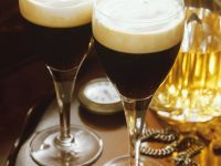 Irischer Kaffee mit Whisky