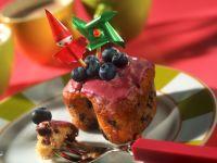 Joghurt-Muffins mit Heidelbeeren