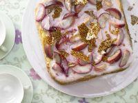 Joghurt-Pflaumen-Torte