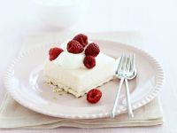 Joghurt-Schnitten