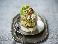 Käse-Sellerie-Salat