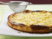 Käsekuchen mit Ananas