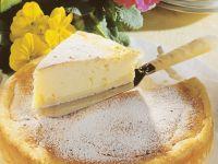 Käsekuchen auf französische Art