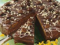 Kaffee-Schokoladenkuchen