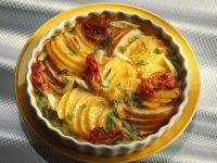 Kartoffel-Apfelgratin