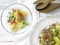Kartoffel-Avocado-Salat