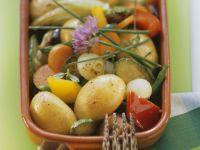 Kartoffel-Gemüse-Pfanne