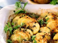 Kartoffel-Hackfleisch-Gratin