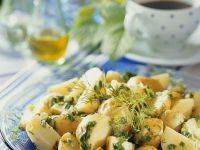Kartoffel-Kräutersalat