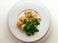 Kartoffel-Steinpilz-Salat