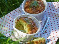 Kleine Pistazienkuchen
