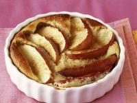Kleiner Apfelkuchen auf französische Art