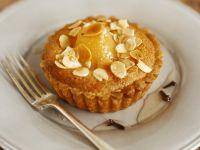 Kleiner Birnen-Mandel-Kuchen