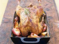 Kochbuch für Entenbraten-Rezepte