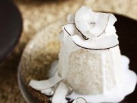 Kokospudding