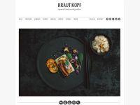 Krautkopf: Eine vegetarische Liebe