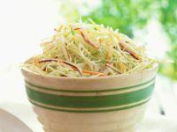Kochbuch für Krautsalat-Rezepte