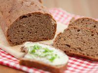 krustenfreies Brot