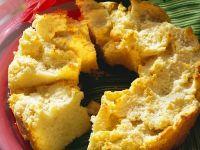 Kuchen mit Palmherzen