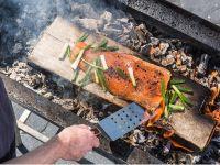 Lachs vom Grill – Tipps für besonders viel Aroma