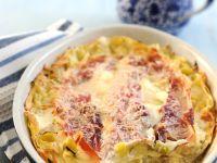 Lauch-Lasagne