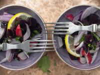 Libanesischer Rote-Bete-Salat