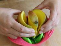 Mango schneiden: Mangoschneider