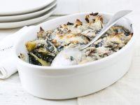 Mangold-Ricotta-Lasagne