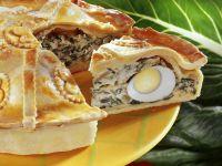 Mangoldkuchen