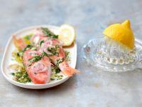 Marinade für gegrillten Fisch